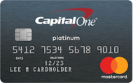 Capital One® Secured Mastercard
