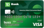 TD Bank Cash Credit Card