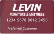 Levin's Furniture Credit Card